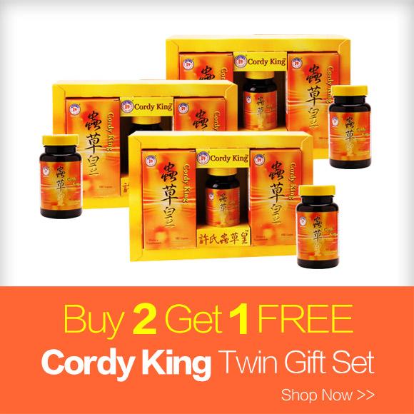 Cordy King Twin Gift Set