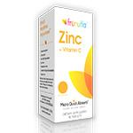 Frunutta Zinc + Vitamin C
